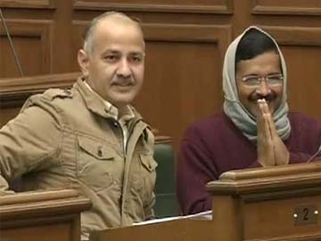 Mr. Arvind Kejriwal's new idea: Abandoned buses as night shelters for the homeless in Delhi