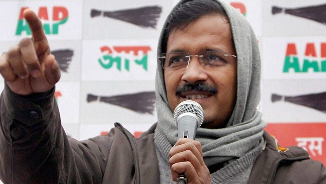Chief minister Mr. Arvind Kejriwal has to prove majority today