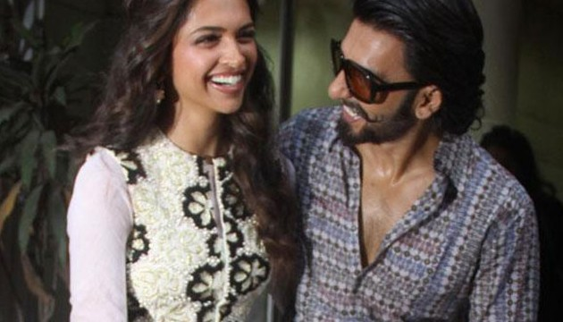 Bollywood Actress Deepika Padukone not dating Ranveer Singh
