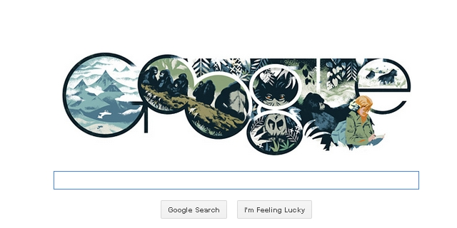 dian_fossey_82nd_birthday_celebrated_google_doodle