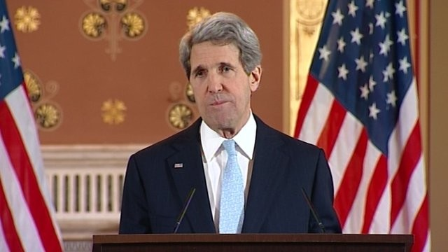 Kerry to Meet Israel, PA Leaders as Peace Talks Continue
