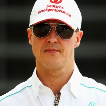 Formula One legend Michael Schumacher was helping skiing friend who fell off 'moments before crash'