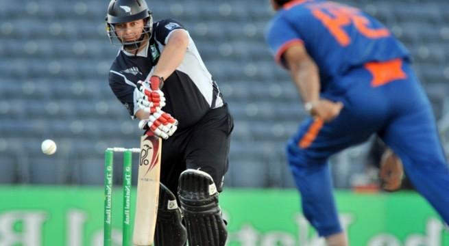 Kiwis name 'settled' squad for ODI series against India