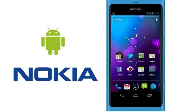 Nokia Android smartphone still in the works