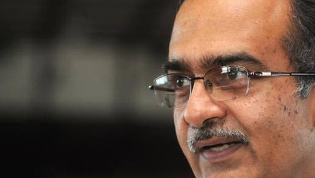 BJP, Modi controlled by mafia created by corrupt money: Prashant Bhushan