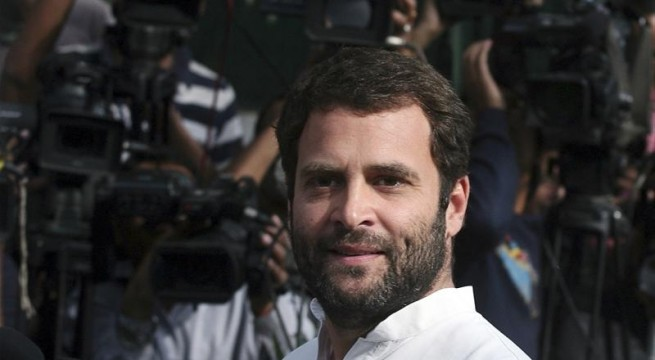 Rahul Gandhi knows he is staring at defeat: BJP