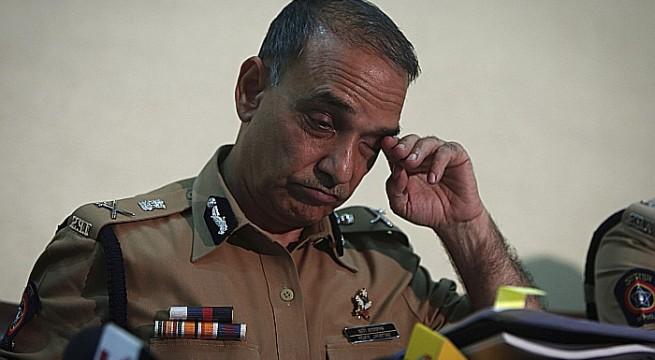 Mumbai Police Commissioner Satyapal Singh resigns