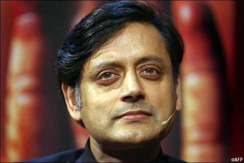 Tharoor records his statement with Sub Divisional Magistrate