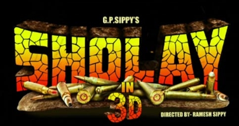 "Producer-Director Ramesh Sippy moves Supreme Court : ""Sholay 3D"""