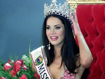 Former Miss Venezuela Monica Spear shot dead in front of daughter