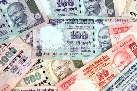 Indian-rupee-notes