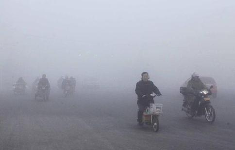 china fog