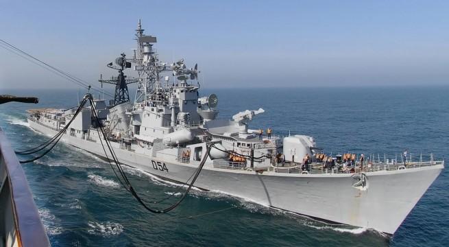 Indian-navy-ship