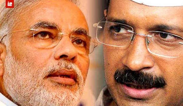 Modi-vs-Kejriwal