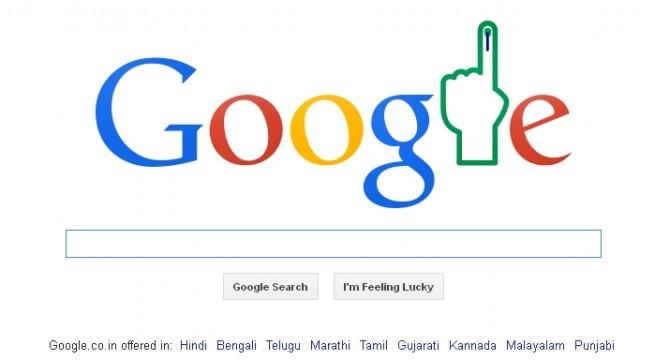 google_doodle_salutes_Indian_election