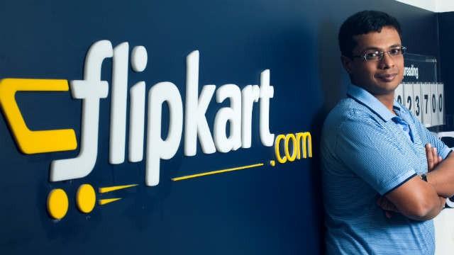 Flipkart-Sachin_Bansal