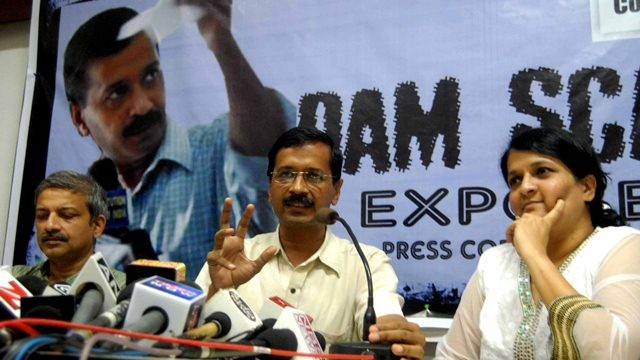 Activist-turned-politician Anjali Damania quits AAP