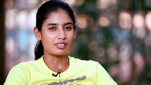India's Mithali Raj dreams of lifting the Women's Cricket World Cup - video