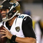 Jaguars sticking with Henne over Bortles at QB