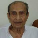 Veteran cricket statistician Anandji Dossa dead