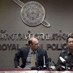 Three 'attackers' involved in Thai island murders, police say