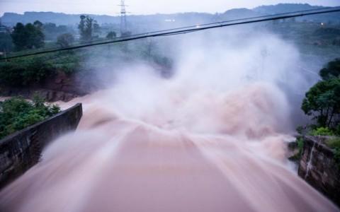 china rains