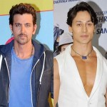 Hrithik Roshan and Tiger Shroff admire each other