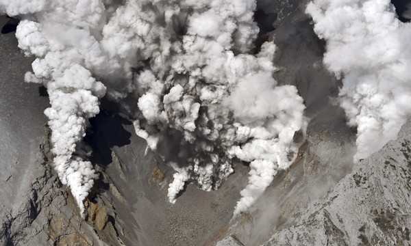 volcano-M