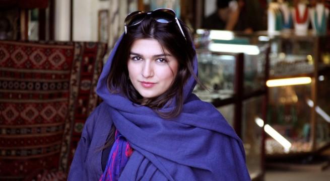 Mideast Iran Volleyball Detention