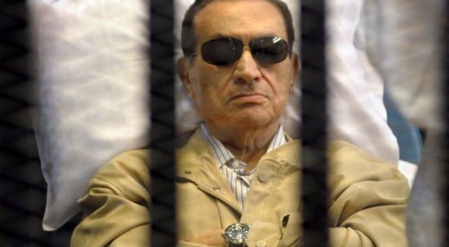 Hosni Mubarak sentenced to life over protester deaths