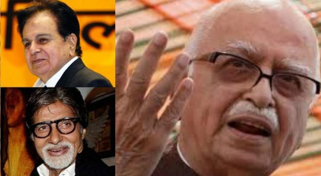 Advani_Bachchan_Dilip_Kumar