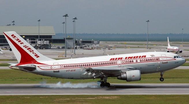 Air-India-Airbus-A310-324