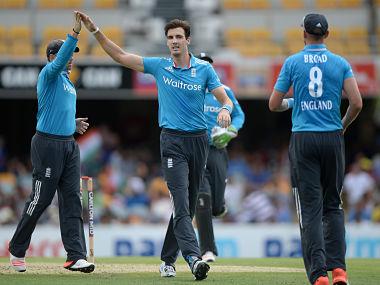 England v India: Carlton Mid ODI Tri Series - Game 3