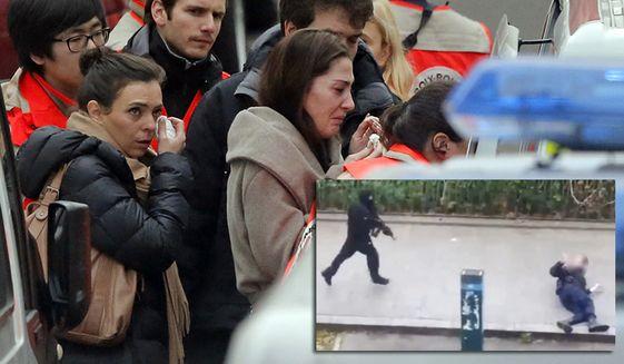 peris terror attack
