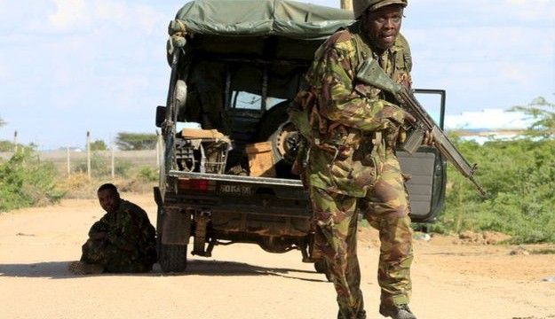 kenya militat