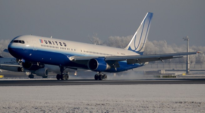 United-plane