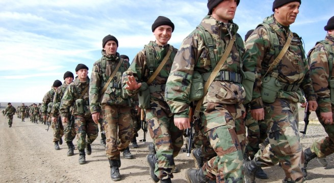 american militri force