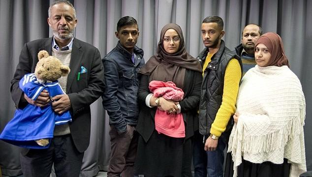 bangladeshi family missing