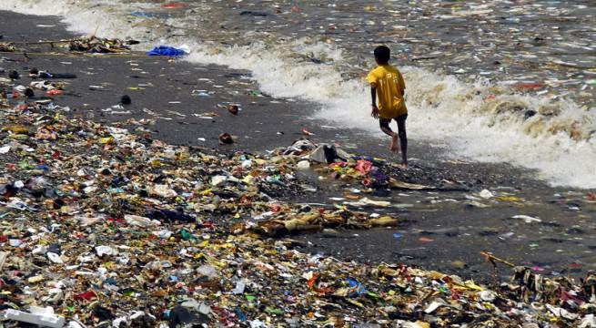 mumbai polution