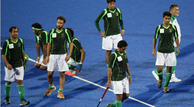 pakistani hockey