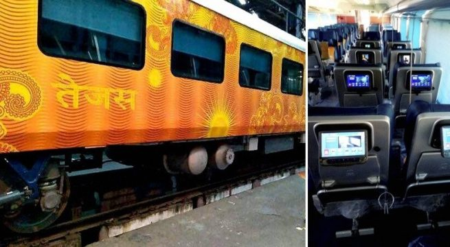 new-mumbai-goa-tejas-express-to-feature-individual-lcd-screens-wi-fi-cuisine-by-celebrity-chefs